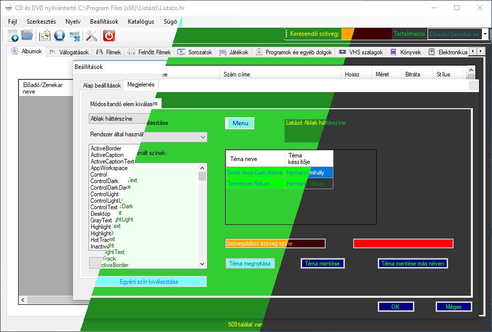 Listazo screenshot